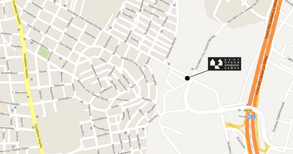7. keet map